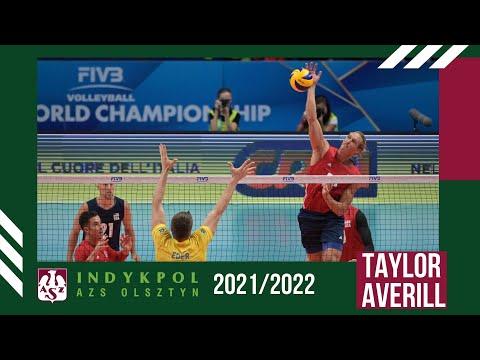 Read more about the article Taylor Averill środkowym Indykpolu AZS Olsztyn!