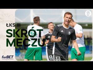 Read more about the article Ner Poddębice – ŁKS II Łódź 0:8 | SKRÓT MECZU