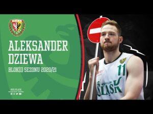 Read more about the article Aleksander Dziewa – blok(i) sezonu 2020/21