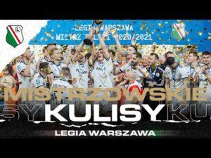 Read more about the article MISTRZEM POLSKI JEST LEGIA! Zobaczcie mistrzowskie kulisy! [Napisy]