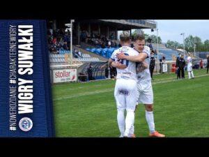 Read more about the article Bramka | Wigry Suwałki 1:0 (0:0) Lech II Poznań
