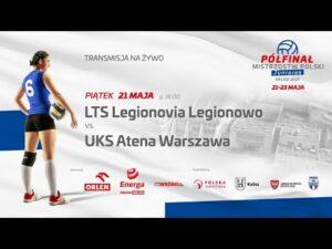 Read more about the article LTS Legionovia Legionowo – UKS Atena Warszawa