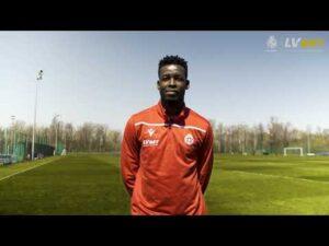 Read more about the article Wiślackie Q&A: Souleymane Koné
