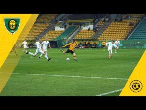 Widziane z boku: GKS Katowice – Śląsk II Wrocław 1:3 (01 05 2021)