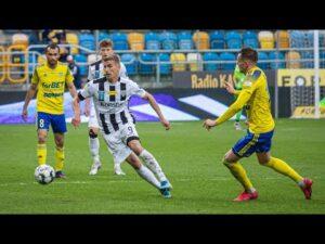 Read more about the article 2021-05-19 Arka Gdynia – Sandecja 3-0 (1-0), skrót meczu