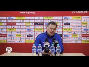 Tomasz Tułacz ocenia mecz z GKS-em Tychy| PUSZCZA TV