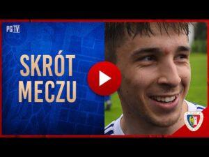 Read more about the article SKRÓT MECZU | Piast II Gliwice – Odra Miasteczko Śląskie 3-0 (1-0) 22|05|2021
