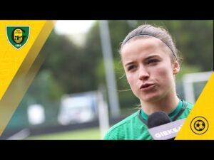 Read more about the article Anna Konkol po meczu GKS Katowice – KKS Czarni Sosnowiec 0:1 (22 05 2021)