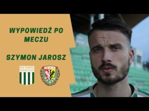 Wypowiedź Szymona Jarosza po meczu ze Skrą Częstochowa.