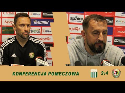 Read more about the article Olimpia Grudziądz – Śląsk II Wrocław [KONFERENCJA]