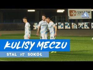 Read more about the article Kulisy meczu Stal Rzeszów – Sokół Ostróda (22.05.2021)