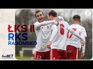NA ŻYWO: ŁKS II Łódź – RKS Radomsko