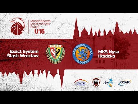 Exact System Śląsk Wrocław – MKS Nysa Kłodzko