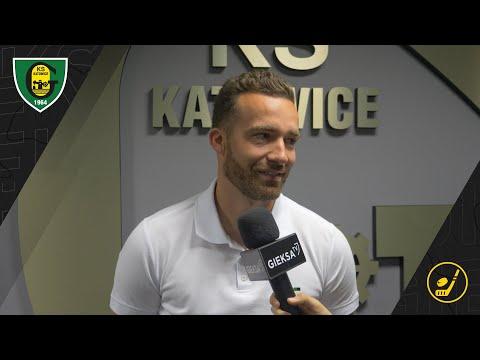 Mateusz Bepierszcz nowym zawodnikiem GKS Katowice (25 05 2021)