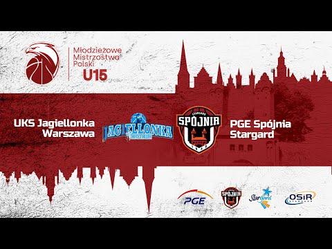 Read more about the article UKS Jagiellonka Warszawa – PGE Spójnia Stagard