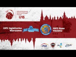 UKS Jagiellonka Warszawa – MKS Nysa Kłodzko