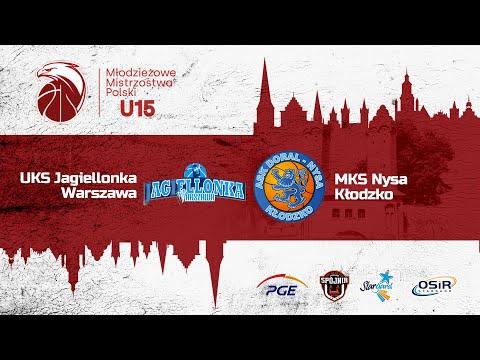 Read more about the article UKS Jagiellonka Warszawa – MKS Nysa Kłodzko