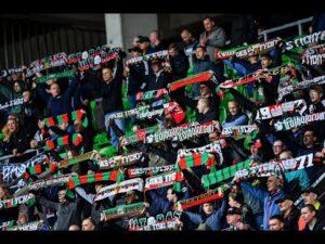 Read more about the article 31. kolejka Fortuna1Liga: Kulisy meczu GKS Tychy – Bruk-Bet Termalica Nieciecza 0:2