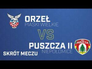 Read more about the article [Skrót] Orzeł Piaski Wielkie Kraków – Puszcza II Niepołomice 0-0 | PUSZCZA TV