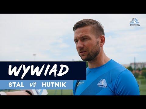 Daniel Myśliwiec przed spotkaniem z Hutnik Kraków