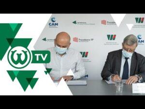 Read more about the article Warta Poznań wstępuje do Wielkopolskiej Izby Przemysłowo-Handlowej