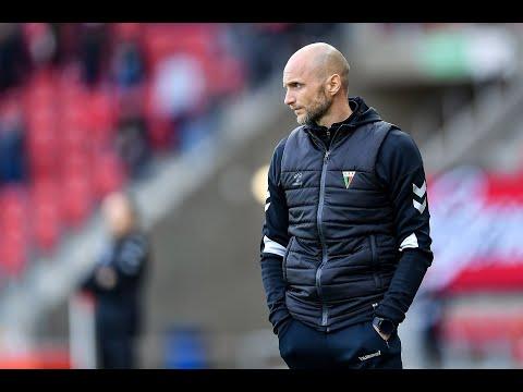 32. kolejka Fortuna1Liga: Konferencja prasowa po meczu Widzew Łódź – GKS Tychy 0:2
