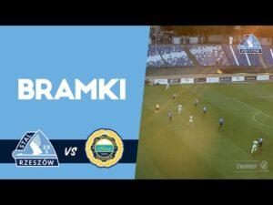 Read more about the article Bramki z meczu Stal Rzeszów – Hutnik Kraków (28.05.2021)