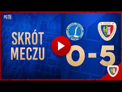 SKRÓT MECZU   ŁTS Łabędy – Piast II Gliwice 0-5 (0-1) 29 05 2021
