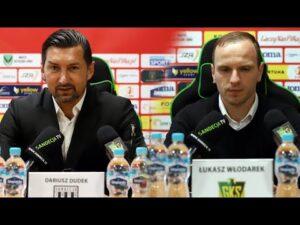 2021-05-29 GKS Jastrzębie – Sandecja – 1-1 (0-1), pomeczowa konferencja prasowa