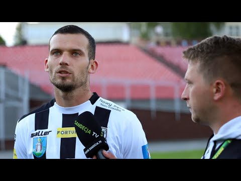 2021-05-29 GKS Jastrzębie – Sandecja – 1-1 (0-1), Tomasz Boczek