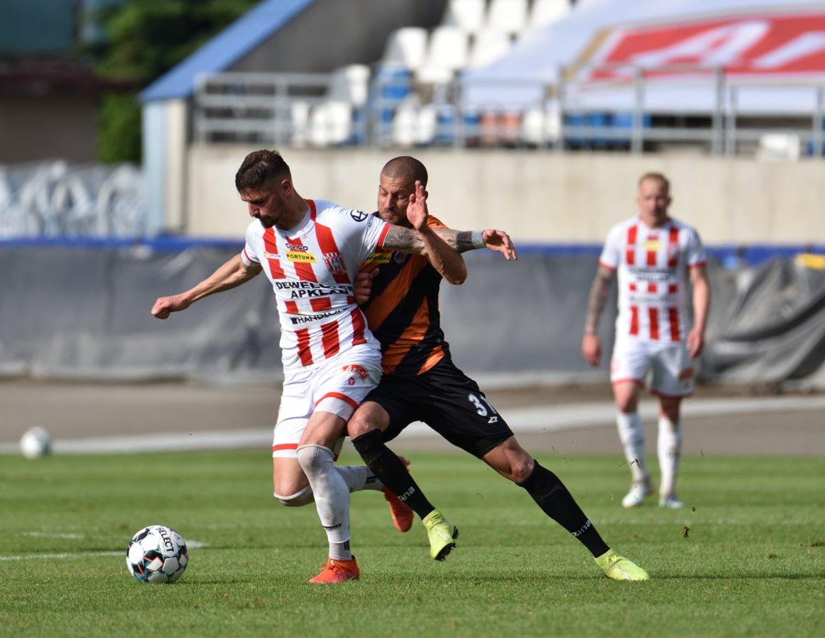 33 - Zdjęcia z meczu Apklan Resovia – Chrobry Głogów