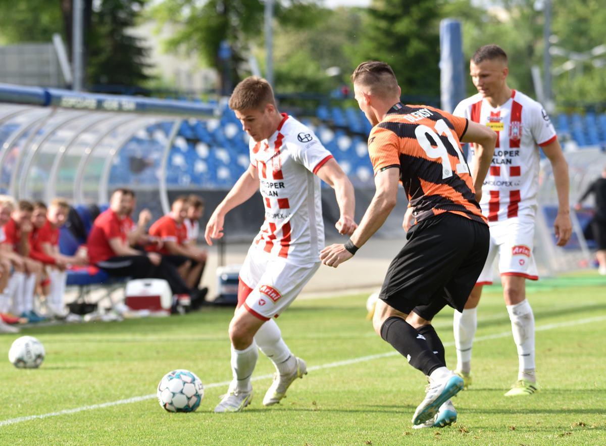 45 - Zdjęcia z meczu Apklan Resovia – Chrobry Głogów