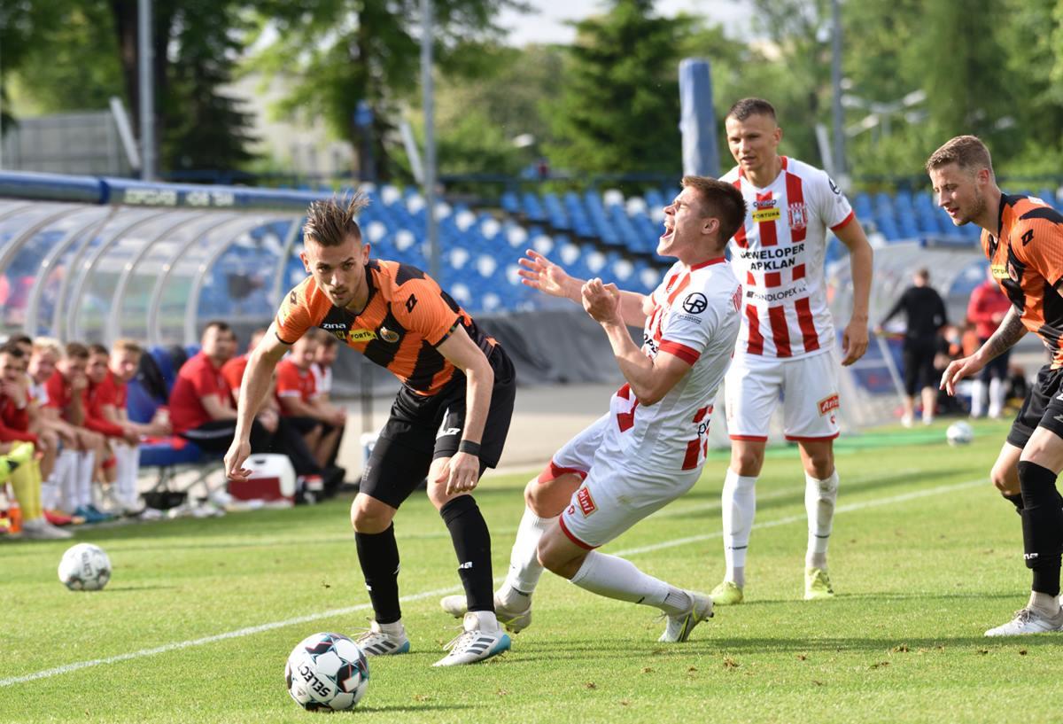 46 - Zdjęcia z meczu Apklan Resovia – Chrobry Głogów