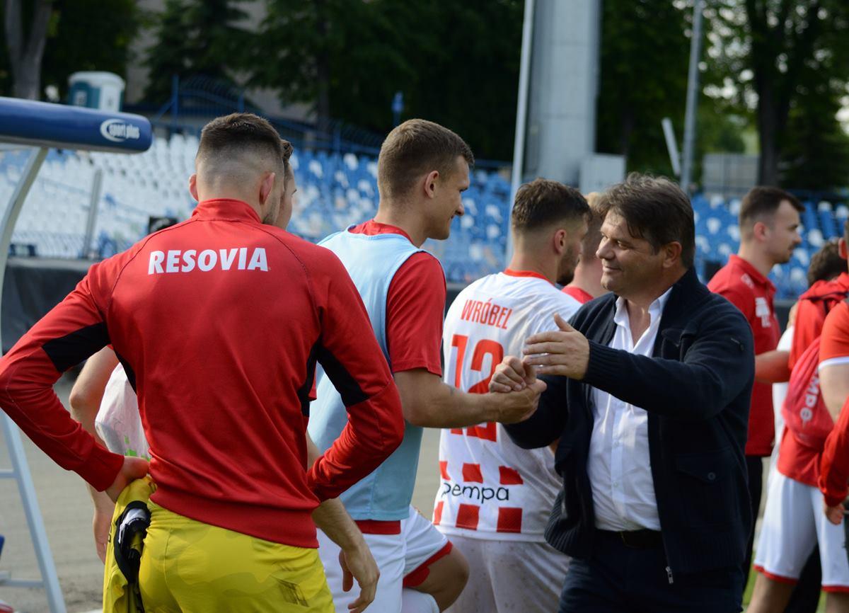 51 - Zdjęcia z meczu Apklan Resovia – Chrobry Głogów