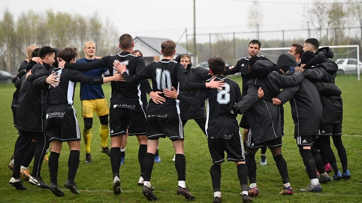 Mecz pod kontrolą. Stal Głowno – ŁKS II Łódź 0:3