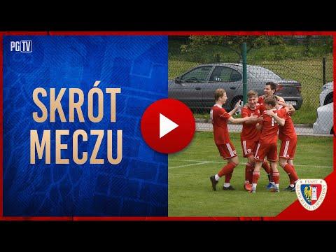 SKRÓT   Piast II Gliwice –  Orzeł Miedary 3-1 (2-0)   05 06 21