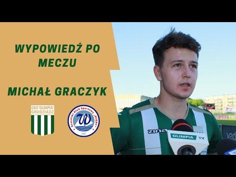 Read more about the article Wypowiedź Michała Graczyka po meczu z Wigrami Suwałki