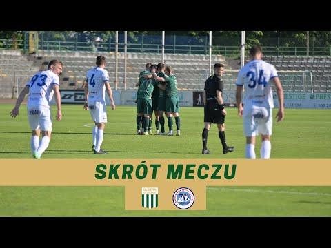 Read more about the article Olimpia Grudziądz – Wigry Suwałki [SKRÓT MECZU]