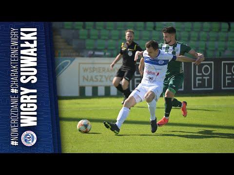 Read more about the article Bramki | Olimpia Grudziądz 2:2 (0:1) Wigry Suwałki