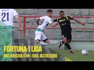 Read more about the article [GKS TV] Skrót spotkania GKS Bełchatów – GKS Jastrzębie
