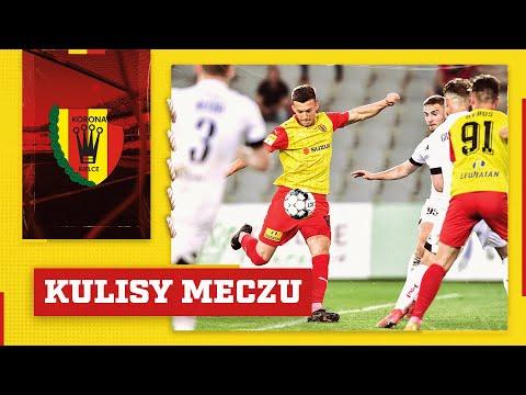 Kulisy meczu Korona Kielce – Widzew Łódź 1:1