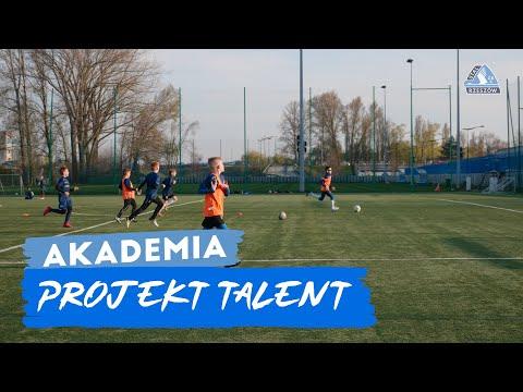 """Projekt """"Talent"""" w piłkarskiej Akademii Stali Rzeszów!"""