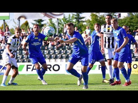 Read more about the article 2021-06-06 Sandecja – Puszcza Niepołomice 2-1 (0-0), skrót meczu