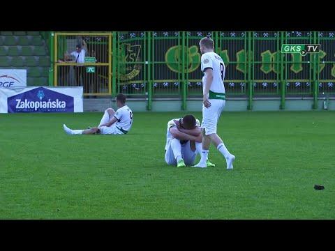 Read more about the article Pożegnanie z 1 ligą. GKS Bełchatów – GKS Jastrzębie 0:2 (relacja z meczu 33. kolejki F1L)
