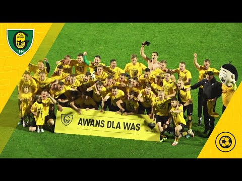 Skrót meczu GKS Katowice : Stal Rzeszów 4:1 (7 06 2021)