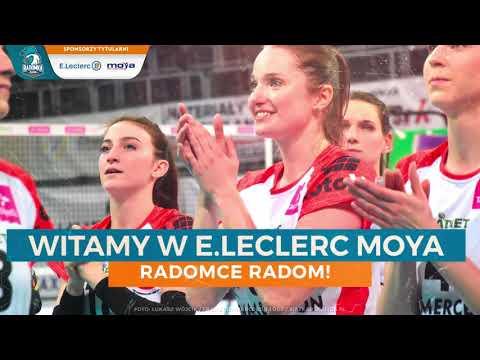 Read more about the article Druga rozgrywająca w E.LECLERC MOYA Radomce!
