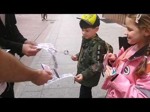 Dzień Dziecka z Manufakturą Cukierków i KH Energa Toruń