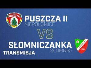 Read more about the article Puszcza II Niepołomice – Słomniczanka Słomniki   PUSZCZA TV