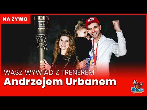 Wasz wywiad z trenerem Andrzejem Urbanem. #StalówkaMistrz