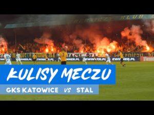 Read more about the article Kulisy meczu GKS Katowice – Stal Rzeszów (07.06.2021)